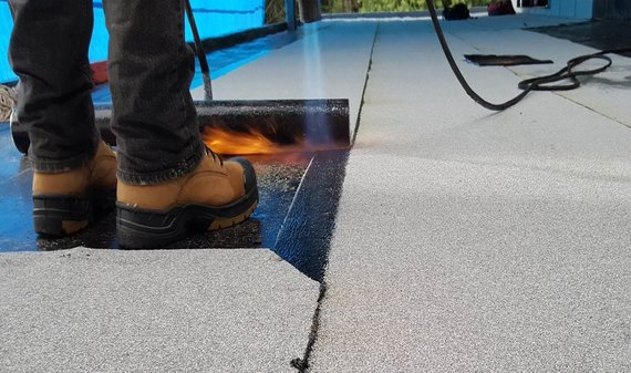 2 Ply Torch On - Xtreme Roofing and Exteriors