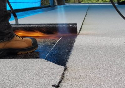 2-Ply Torch On Roofing