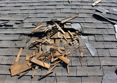 Damaged Roof Repairs